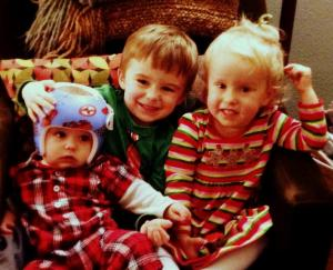 Owen, Samuel and Giana