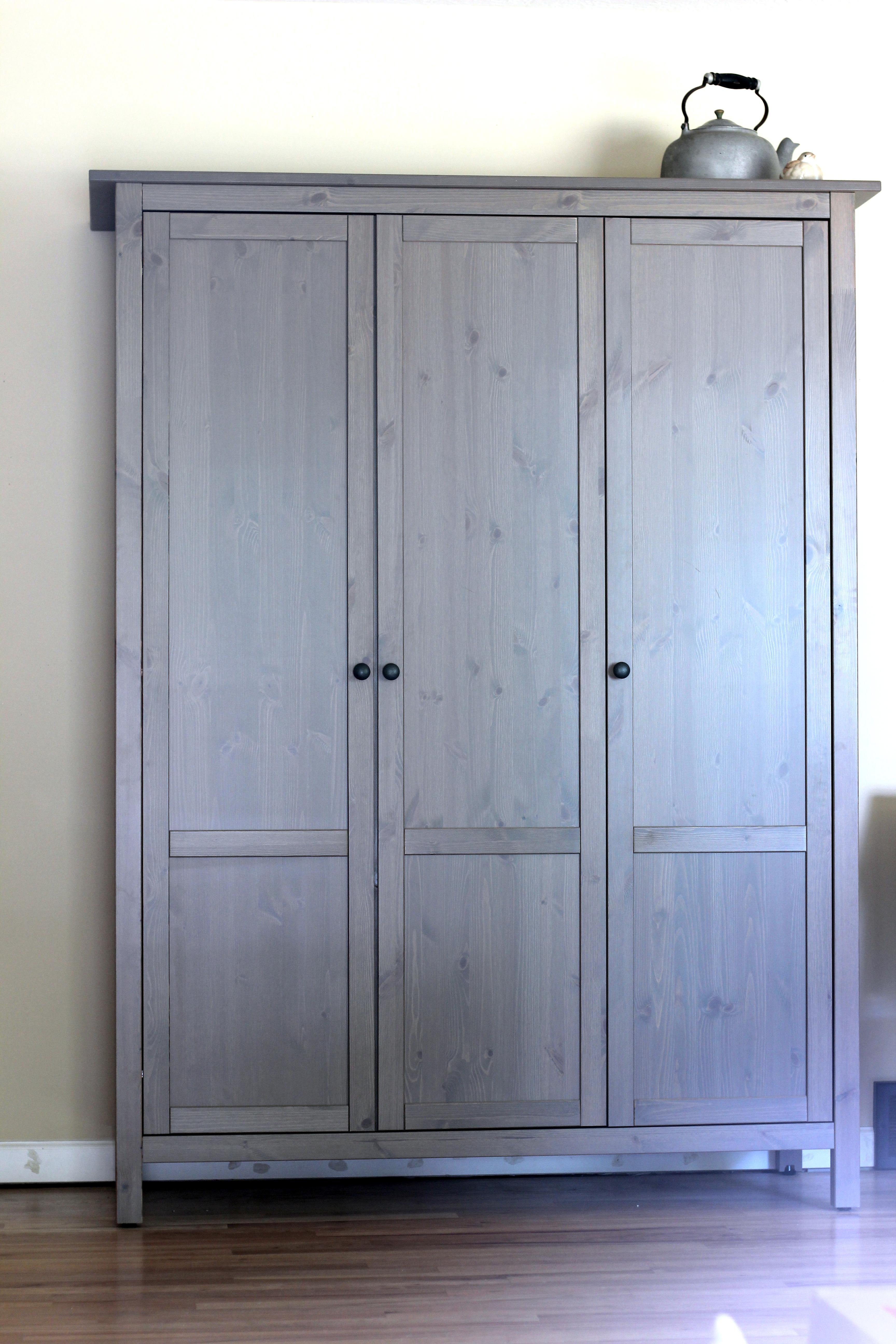 ikea hack wardrobe to sewing room homespun haley. Black Bedroom Furniture Sets. Home Design Ideas